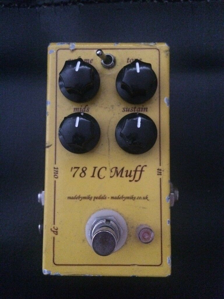 78 IC Big Muff (Made by Mike)