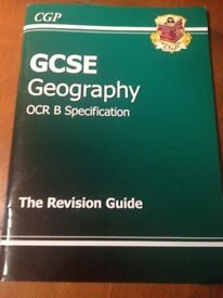 CGP GCSE GEOGRAPHY REVISION GUIDE