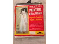 Painters Trousers, Big & Brace and Shoes