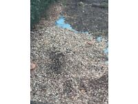 Free to gooD use Some garden stones looking to clear ASAP, buyer must remove stones them selves