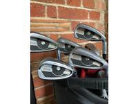 Ping g400 irons black dot regular 4-pw