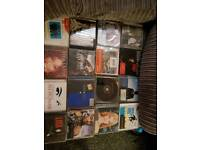 Cd bundle 16 various cd's