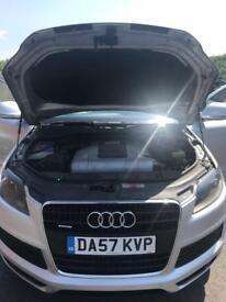 Audi Q7 TDI s-line Quattro