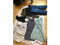 Maternity Clothes / Swim suit job lot
