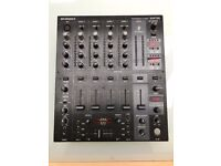 Behringer DJX750 4 Channel Mixer with FX