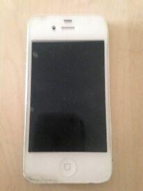 Apple iPhone 4S UNLOCKED 16GB WHITE CHEAP
