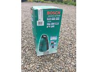 Bosch Aquatek 100 Plus high pressure washer never been used . Still in original packaging .