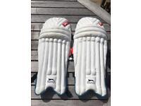 Slazenger Cricket batting pads - small boy