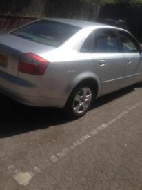 For sale Audi A4 really clean or swap