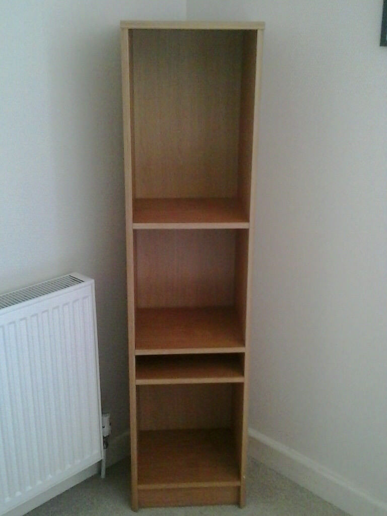 for sale Bookcase and A4 files