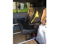 Rear seats for van