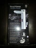 Brand new Royal Line touchless lavatory faucet