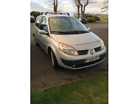 Renault Scenic 1.5 DCI SPARES or REPARES