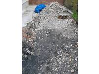 FREE RUBBLE READY TO GO