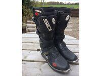 Sidi Crossfire Motocross Boots