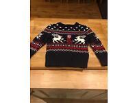 Boys knitted Ralph Lauren jumper