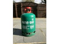 Patio Gas Bottle 13kg