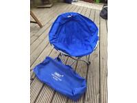 Blue Gelert children's orbit chair