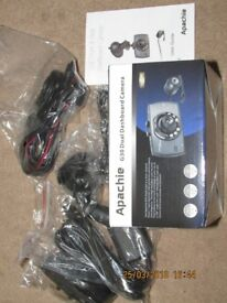 Apachie G30 Dual Dashboard Camera (Dash Cam)