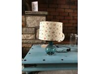 Vintage/modern lamp