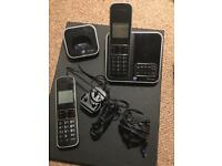 BT Inspire 1500 2P Cordless Phones