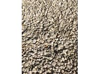 Neutral garden stones approx 10m2 covering
