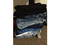 Women's names jeans most have tags bundle