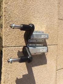 550kg Trailer suspension units