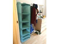 Ikea Clothes Storage with 6 compartments