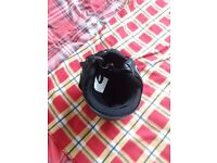 Size small childrens helmet never used