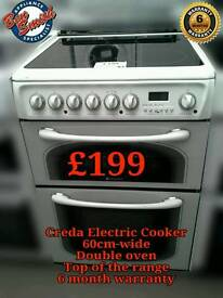Creda Electric Cooker