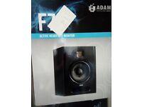 ADAM F7 Studio Monitors [Pair - Rarely Used]