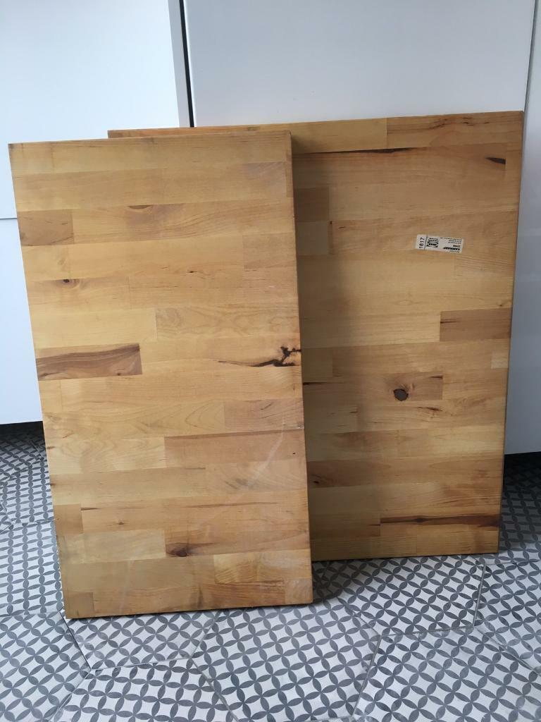 Ikea Hammarp Oakwood Worktop In