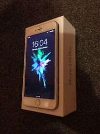 Apple iPhone 6s Plus 16 gb silver