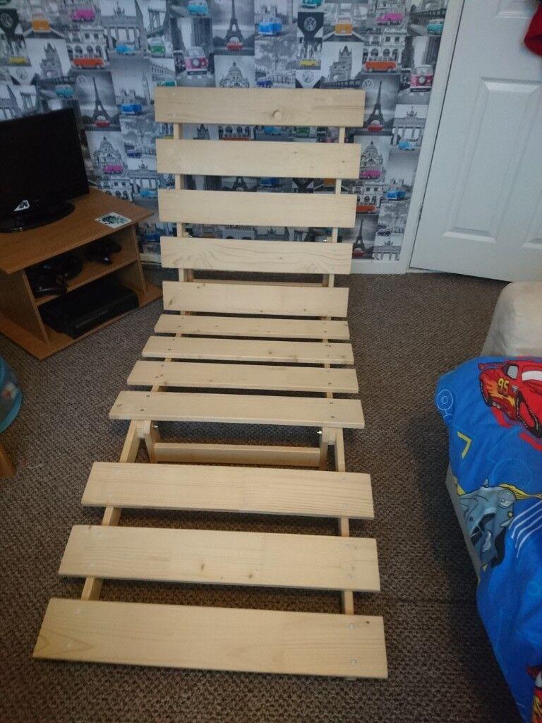Ikea Single Futon Frame