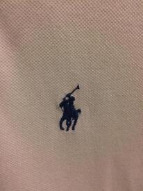 Ralph Lauren Ladies White Polo Shirt