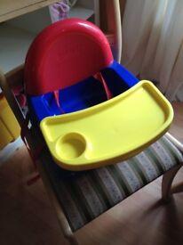Kids booster seat