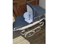 Silver cross dolls pram