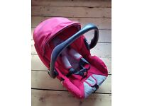 Baby travel car seat from birth