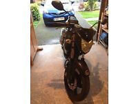 SYM WOLF 125CC, NEEDS WORK!