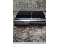 Ps3 in good condition games and controller