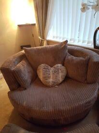 snuggle chair