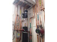PLUMBER, Plumbing Heating Repairs- Leaks