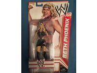 WWE Beth Phoenix & Natalya Figures Boxed