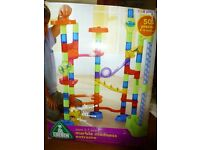 Marble run with electronic sounds £10