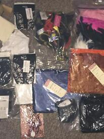 Job lot of feeme and other Lingerie