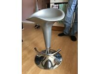 Silver stools