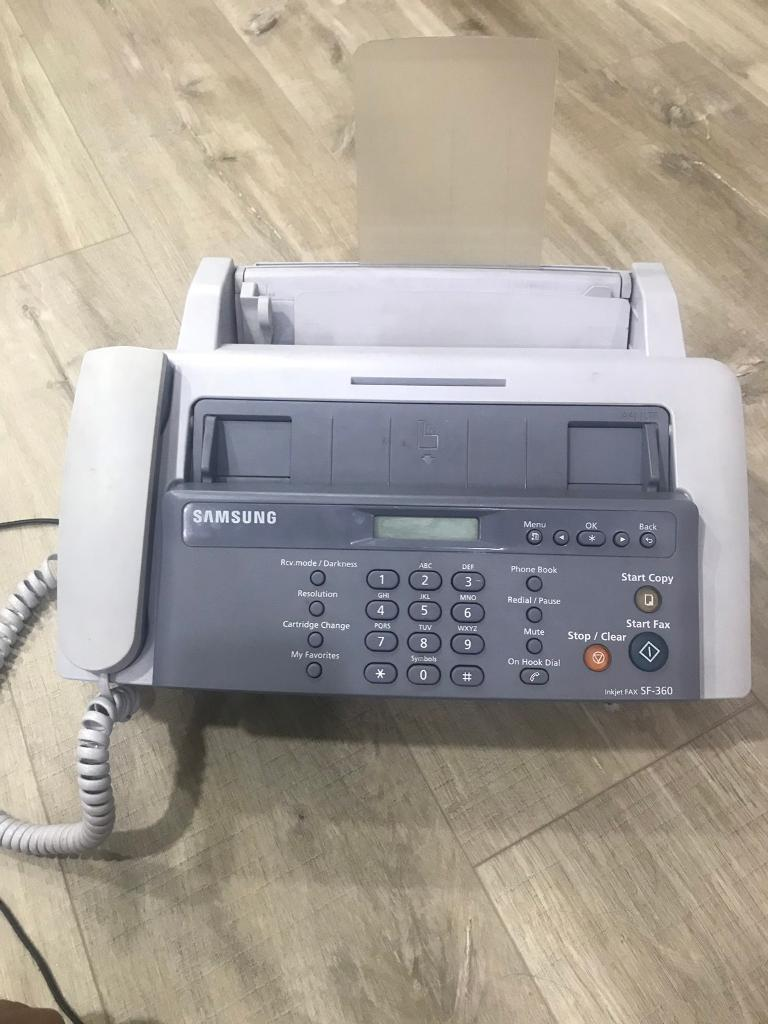 Fax machine telephone | in Acocks Green, West Midlands | Gumtree