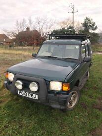 *SHOOT TRUCK* - Land Rover Discovery 300Tdi - *TAX / MOT EXEMPT*