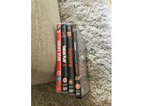 Child's play chuck DVD collection